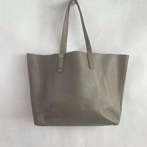 Everlane The Petra Market Tote Bag Gray